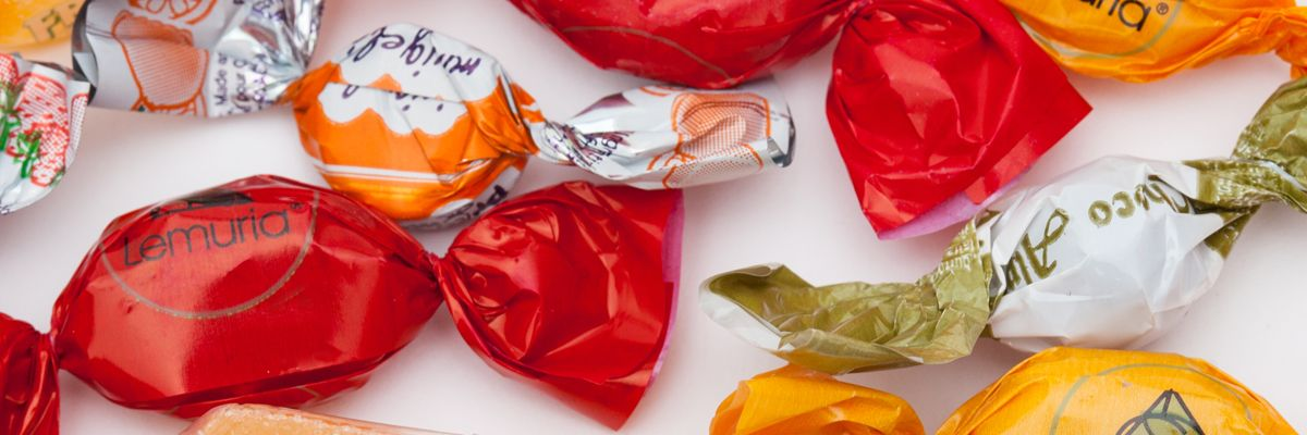 Candies Wrappers