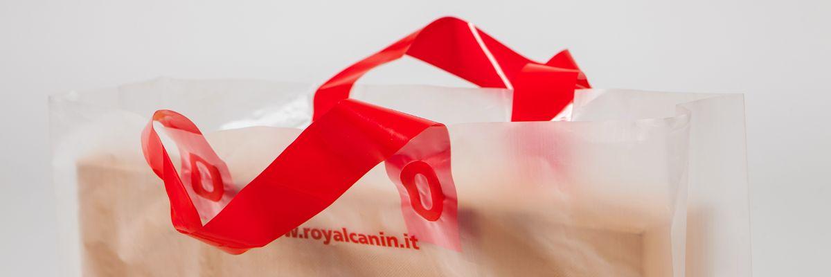 Shoppers personalizzate con Maniglia Loop