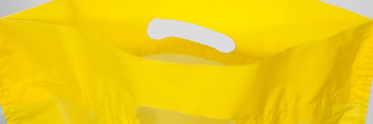 Shoppers personalizzate Maniglia Rinforzata