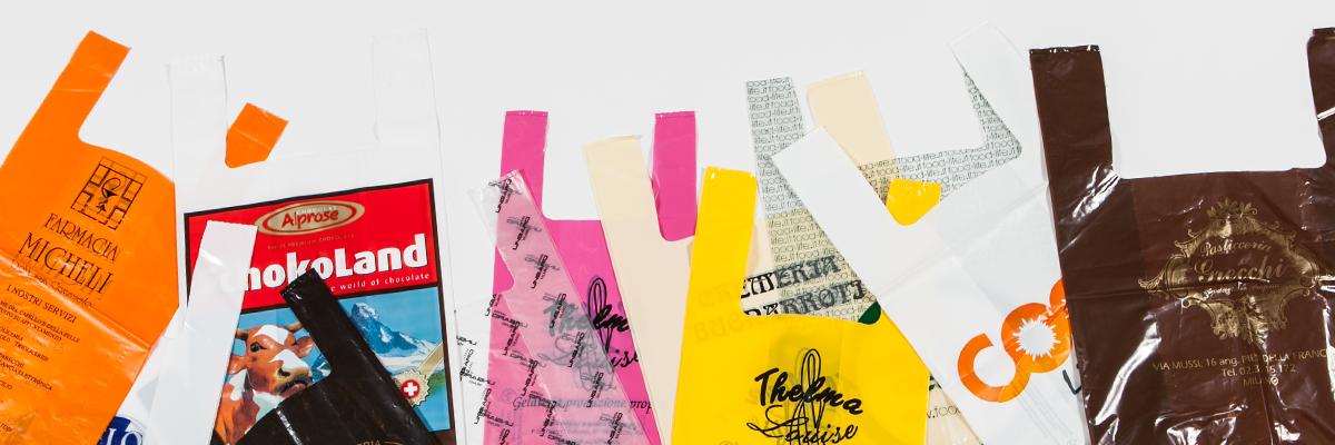 sacchetti di plastica normativa