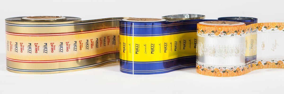 bobine flow-pack materiali