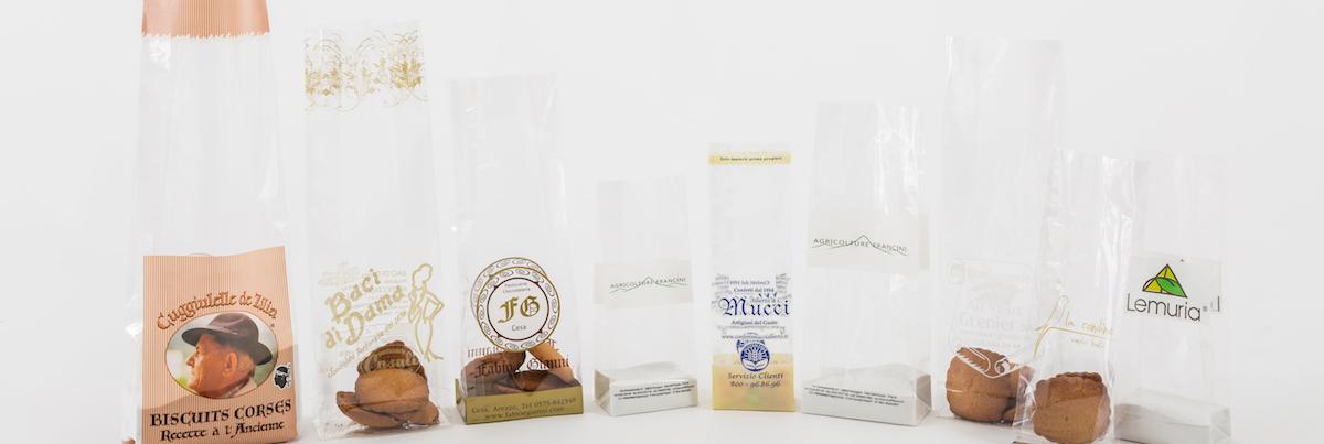Idee per confezionare i biscotti: emozione, comunicazione e praticità s'incontrano nel packaging