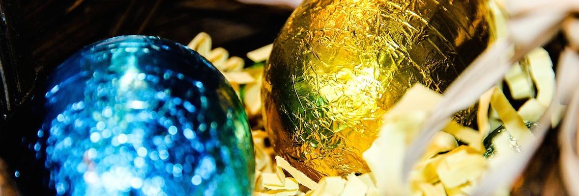 Le caratteristiche del packaging di un prodotto dolciario speciale: le uova di Pasqua