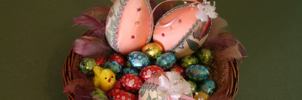 idee per il packaging di Pasqua