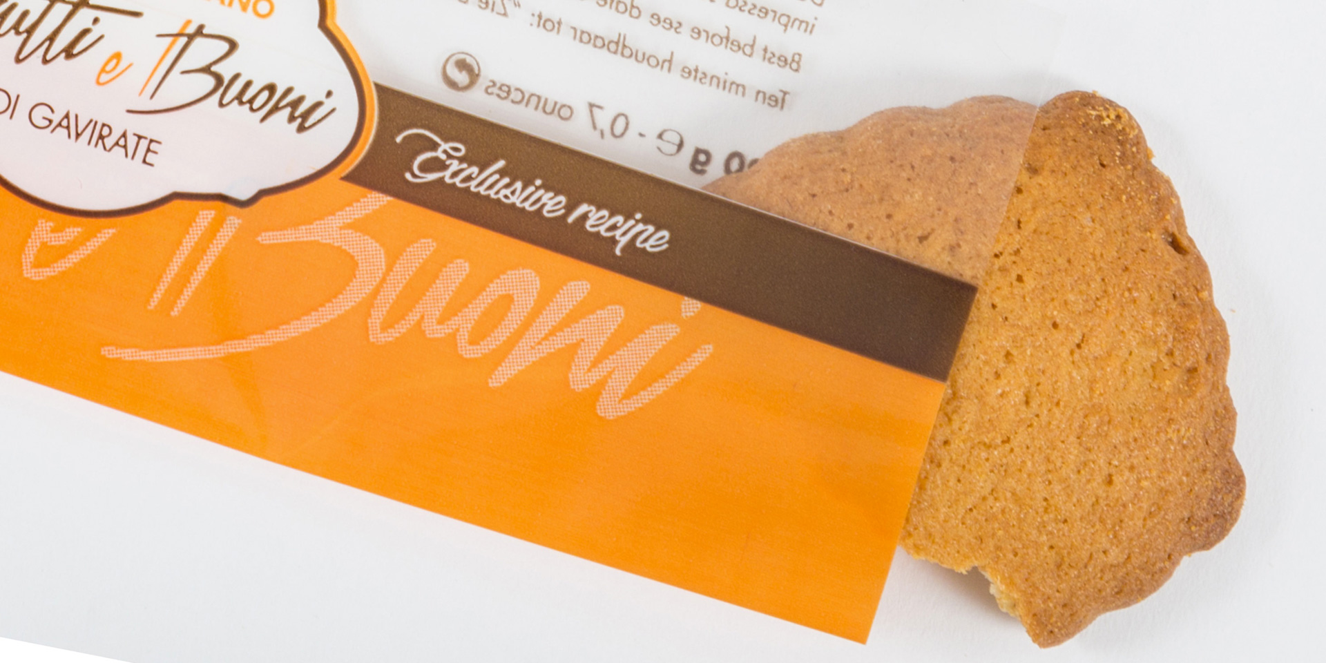 celvil packaging biscotti
