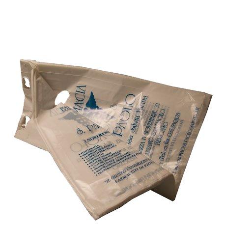 Come i sacchetti di plastica in blocchi ottimizzano il lavoro in negozio