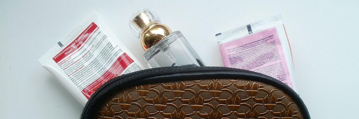 bustine monodose cosmetici