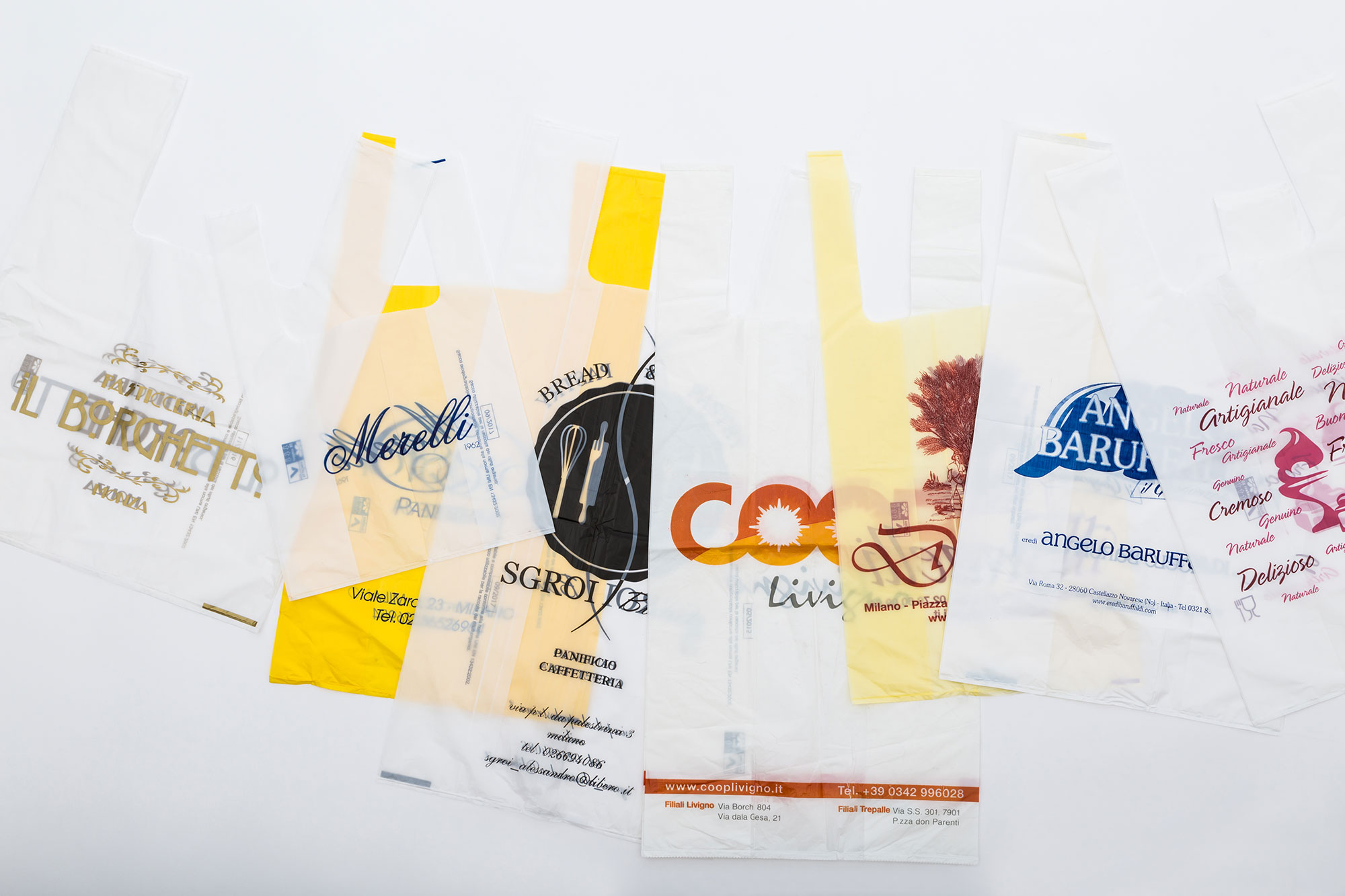 Come funziona la legge UE sui sacchetti biodegradabili?