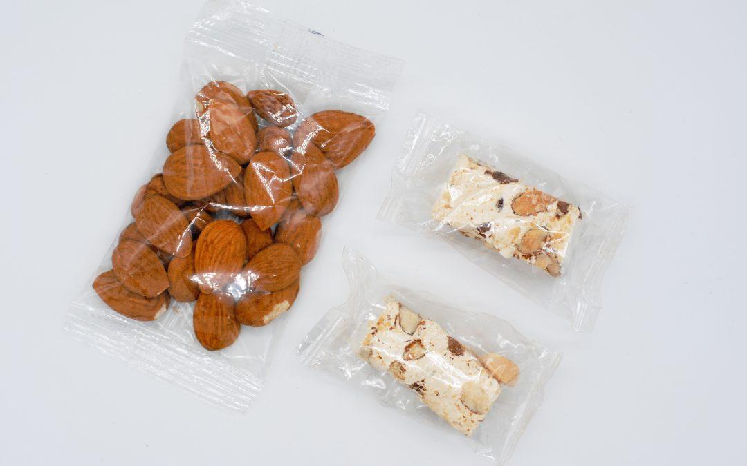 confezionamento monodose biscotti dolciumi